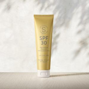 dr sannas solserie spf 20 spf 30 after sun naturliga solskydd naturlig hudvård ekologisk hudvård solkräm