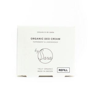 Naturlig Deo Naturlig Deodorant Refill Organics by Sara