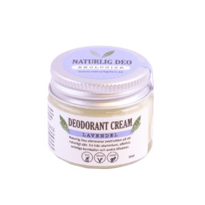 Naturlig Deo. Naturlig Deodorant. Naturlig. Deodorant. Lavendel. Torr under armarna. Naturlig hudvård. Ekologisk.