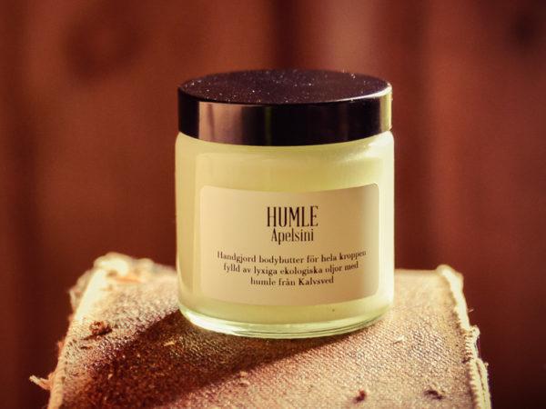 Naturlig och ekologisk hudvård humle apelsin hudkräm naturlig skönhet ekologisk naturlig näringsrik naturlig hudvård ekologisk hudvård kräm bodylotion
